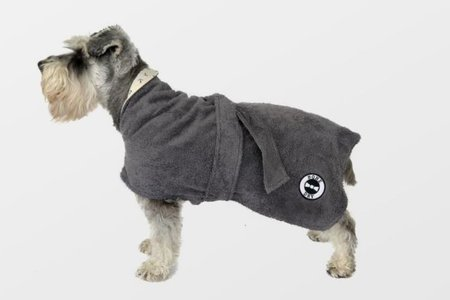 dog robes drying coats nz