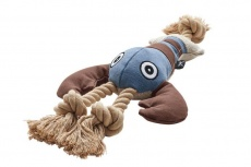 sansibar-lobster-dog-toy