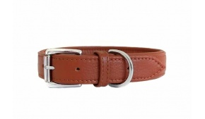 leather-dog-collar-amalfi-brown