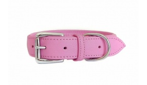 leather-dog-collar-amalfi-pink
