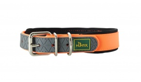 neoprene-dog-collar-hunter-orange-convenience