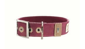 new-orleans-canvas-dog-collar-red