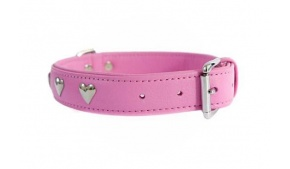 pink-hearts-dog-collar