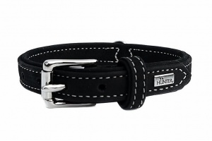 black-nubuck-leather-dog-collar-hunter-1