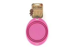 dog-travel-bowl-pink