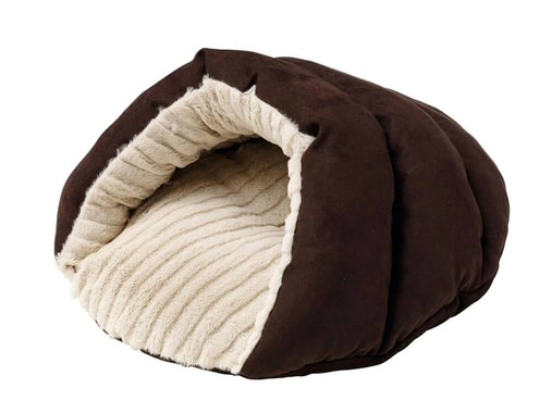 dog-sleeping-bag-brown