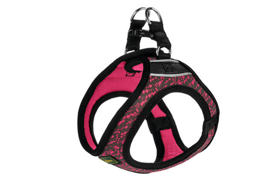 hilo-dog-harness-pink